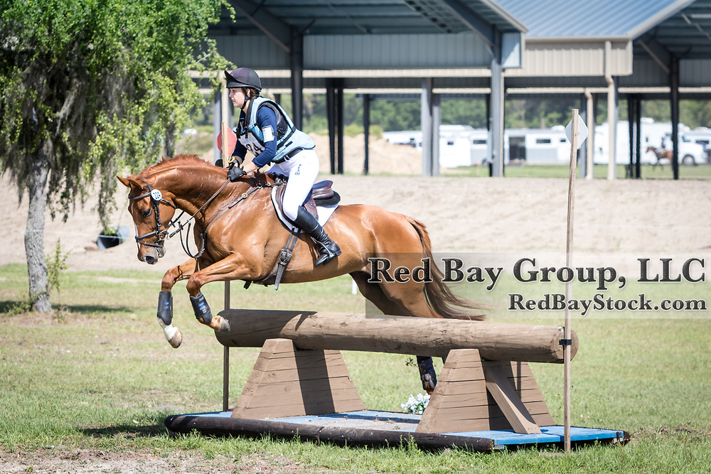 Parker Miller and Waterford's Dubai Storm at the Ocala International in Ocala, Florida.