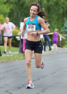 Middletown, New York -Claudia Camargo-Nero was the women's winner in the 16th annual Ruthie Dino-Marshall 5K Run/Walk put on by the Middletown YMCA on Sunday, June 10, 2012. Her time was 18:08.