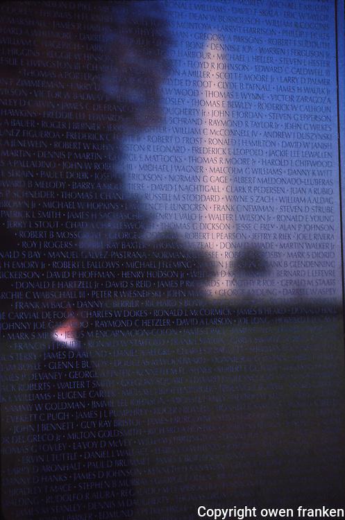 Vietnam War Memorial, Washington, DC