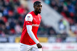 Hakeeb Adelakun of Rotherham United - Mandatory by-line: Robbie Stephenson/JMP - 18/01/2020 - FOOTBALL - Aesseal New York Stadium - Rotherham, England - Rotherham United v Bristol Rovers - Sky Bet League One