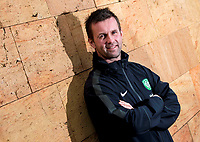 09/01/15 <br /> GRAN CANERIA<br /> Celtic manager Ronny Deila previews his side's upcoming fixture against PSV Eindhoven in the Maspalomas Tournament