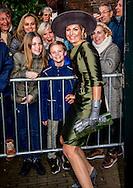 eigen 18-2-2017 - DORDRECHT - Queen Maxima opens Saturday, February 18 in the Dordrecht Museum exhibition A Royal Paradise - Aert Schouman and imagination of nature. COPYRIGHT ROBIN UTRECHT<br /> 18-2-2017 - DORDRECHT  - Koningin Maxima opent zaterdag 18 februari in het Dordrechts Museum de tentoonstelling Een Koninklijk Paradijs - Aert Schouman en de verbeelding van de natuur. COPYRIGHT ROBIN UTRECHT