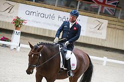 Pearson Lee, (GBR), Zion<br /> Grade Ib Team Test<br /> Para-Dressage FEI European Championships Deauville 2015<br /> © Hippo Foto - Jon Stroud<br /> 18/09/15