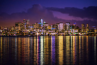 Seattle Twilight, Lake Union