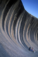 The Wave Rock.Hyden.Western Australia.Australia