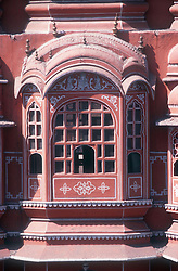 Hawa Mahal at Jaipur; India,