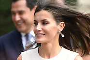 091219 Spanish Royals attends the commemoration of the V Centenary of the first round the world