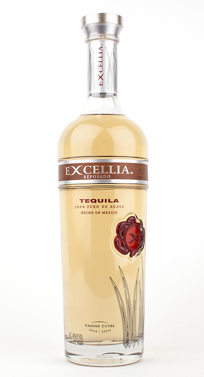 Excellia reposado -- Image originally appeared in the Tequila Matchmaker: http://tequilamatchmaker.com