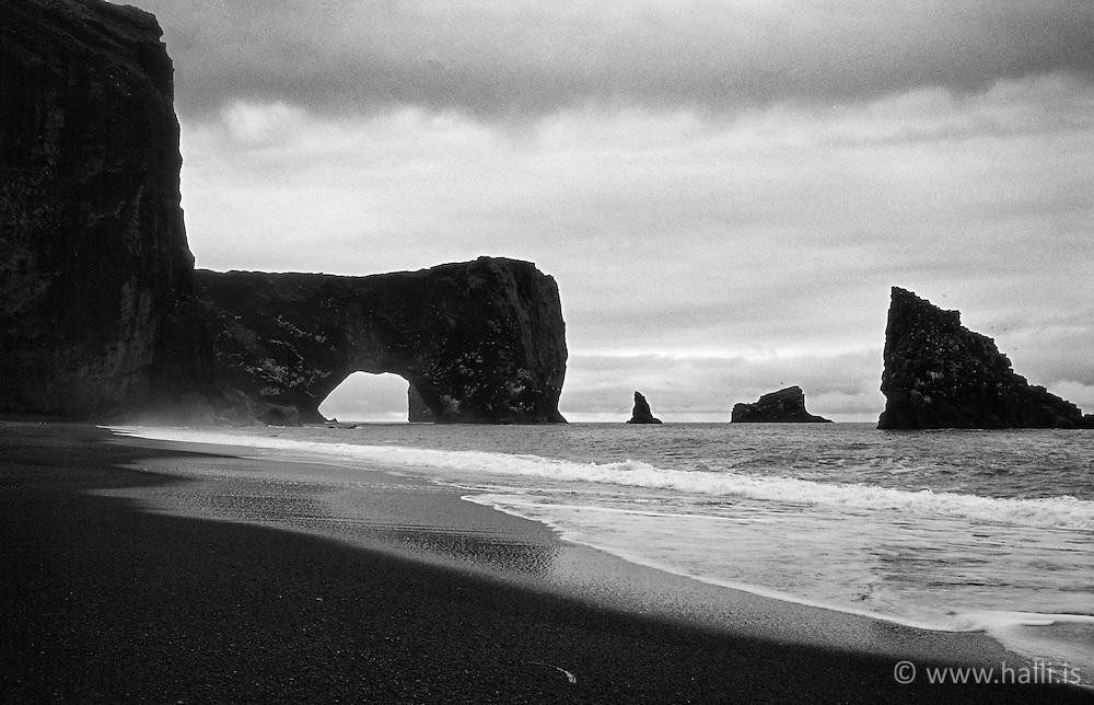 Dyrholaey, south Iceland -
