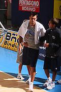 DESCRIZIONE : Bormio Raduno Collegiale Nazionale Maschile Allenamento <br /> GIOCATORE : Tommaso Fantoni Giuseppe Poeta <br /> SQUADRA : Nazionale Italia Uomini <br /> EVENTO : Raduno Collegiale Nazionale Maschile <br /> GARA : <br /> DATA : 26/07/2008 <br /> CATEGORIA : Infortunio <br /> SPORT : Pallacanestro <br /> AUTORE : Agenzia Ciamillo-Castoria/S.Silvestri <br /> Galleria : Fip Nazionali 2008 <br /> Fotonotizia : Bormio Raduno Collegiale Nazionale Maschile Allenamento <br /> Predefinita :
