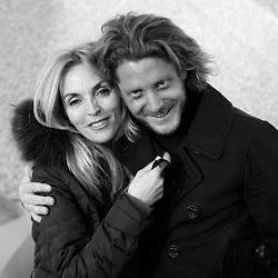 Maria Leitner & Lapo Elkann
