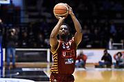 Ejim Melvin<br /> Pasta Reggia Caserta - Umana Reyer Venezia<br /> Lega Basket Serie A 2016/2017<br /> Caserta 26/03/2017<br /> Foto Ciamillo-Castoria