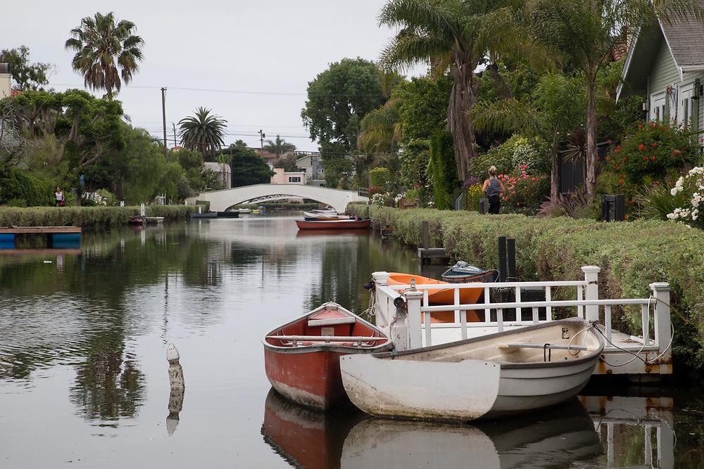 Venice Canals, CA. 5.9.2017