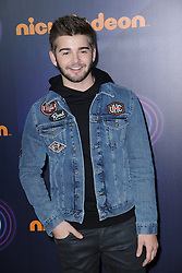 November 11, 2016 - New York, NY, USA - November 11, 2016  New York City..Jack Griffo attending the 2016 Nickelodeon HALO awards at Basketball City Pier 36  South Street on November 11, 2016 in New York City. (Credit Image: © Callahan/Ace Pictures via ZUMA Press)