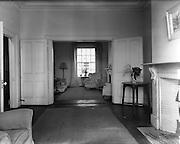 29/01/1958<br /> 01/29/1958<br /> 29 January 1958<br /> <br /> Interior of House at Mespil Road, Dublin for Mrs Pauline Mrgan, Royal Hibernian Hotel.
