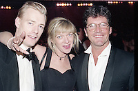The BRIT Awards 1994 at Alexandra Palace, London.<br /> Monday, Feb.14, 1994 (AP Photo/John Marshall JME)