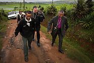 President Harrison visits Madagascar