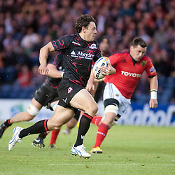 Edinburgh Rugby v Munster | RaboDirect PRO 12  | 1 September 2012