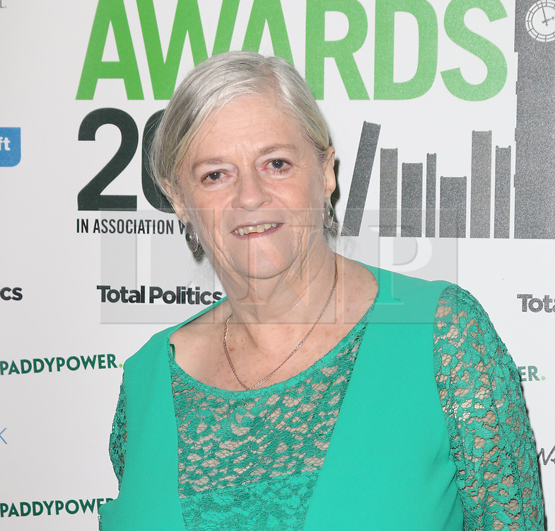 © Licensed to London News Pictures. 19/03/2014, UK. Ann Widdecombe, Political Book Awards, BFI IMAX, London UK, 19 March 2014. Photo credit : Richard Goldschmidt/Piqtured/LNP