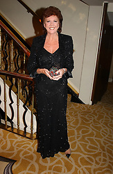 TV presenter CILLA BLACK at The Caron Keating Foundation Dinner in honour of the late TV presenter who died in April 2004, held at The Savoy, London on 4th October 2004.<br /><br />NON EXCLUSIVE - WORLD RIGHTS