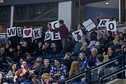 KELOWNA, CANADA - FEBRUARY 23:  CIBC at the Kelowna Rockets game on February 23, 2018 at Prospera Place in Kelowna, British Columbia, Canada.  (Photo By Cindy Rogers/Nyasa Photography,  *** Local Caption ***