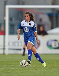 Tatiana Pinto of Bristol Academy  - Mandatory byline: Dougie Allward/JMP - 07966386802 - 29/08/2015 - FOOTBALL - Stoke Gifford Stadium -Bristol,England - Bristol Academy Women FC v Birmingham City Ladies - FA WSL Continental Tyres Cup
