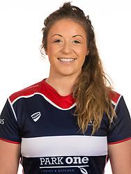 Amelia Buckland-Hurry of Bristol Rugby Ladies - Mandatory by-line: Dougie Allward/JMP - 25/08/2016 - FOOTBALL - Cleve RFC - Bristol, England - Bristol Rugby Ladies