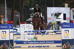 Thieme, Andre (GER) Liratus<br /> Paderborn - Paderborn Challenge 2016<br /> © www.sportfotos-lafrentz.de