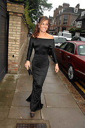TARA PALMER-TOMPKINSON at the annual Sir David & Lady Carina Frost Summer Party in Carlyle Square, London SW3 on 5th July 2007.<br /><br />NON EXCLUSIVE - WORLD RIGHTS