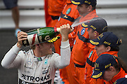 May 20-24, 2015: Monaco Grand Prix: Nico Rosberg  (GER), Mercedes