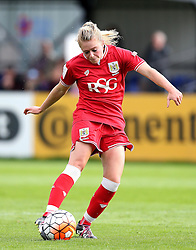 Millie Farrow of Bristol City Women scores her second goal against Oxford United Women - Mandatory by-line: Robbie Stephenson/JMP - 25/06/2016 - FOOTBALL - Stoke Gifford Stadium - Bristol, England - Bristol City Women v Oxford United Women - FA Women's Super League 2