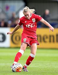 Millie Farrow of Bristol City Women scores her second goal against Oxford United Women - Mandatory by-line: Robbie Stephenson/JMP - 25/06/2016 - FOOTBALL - Stoke Gifford Stadium - Bristol, England - Bristol City Women v Oxford United Women - FA Women's Super League 2