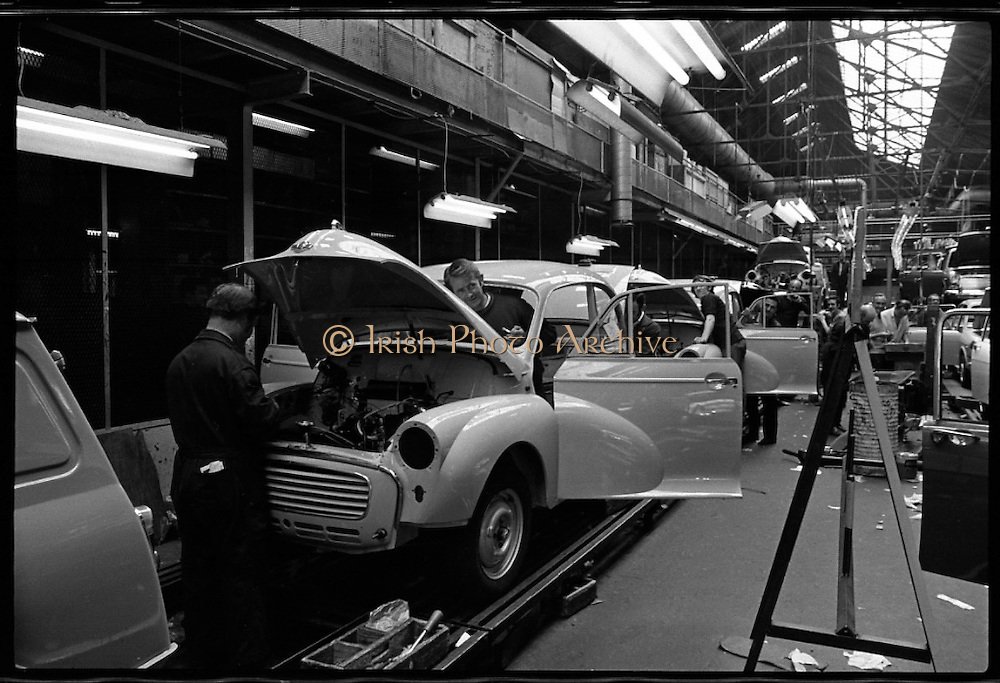 Morris Minors.<br />