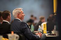 DEU, Deutschland, Germany, Hamburg, 07.12.2018: Thomas Strobl (CDU), Innenminister von Baden-Württemberg, beim Bundesparteitag der CDU in der Messe Hamburg.