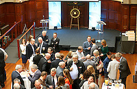REPRO FREE***PRESS RELEASE NO REPRODUCTION FEE***<br /> Irish Sailing Awards, Royal College of Surgeons, Stephen's Green, Dublin 4/2/2016<br /> National Yacht Club sailor Liam Shanahan was named the 2015 Irish Sailor of the Year today at the Irish Sailing Awards in Dublin - Shanahan had a remarkable year, including victory in the Dun Laoghaire to Dingle race in June on his boat Ruth with two miles to spare.<br /> Kilkenny's Doug Elmes and Malahide's Colin O'Sullivan jointly took home the Irish Sailing Association (ISA) Youth Sailor of the Year award. The Howth Yacht Club sailors were hotly tipped following their recent Bronze medal success at the 2015 Youth World Championships in Malaysia, where they took Ireland's first doublehanded youth worlds medal in 19 years.<br /> The Mitsubishi Motors Sailing Club of the Year award was presented to the Royal Irish Yacht Club in honour of their success at local, national and international level.<br /> Mullingar Sailing Club took home the ISA Training Centre of the Year award, having been nominated as winners of the western-region Training Centre of the Year.<br /> Mandatory Credit ©INPHO/Cathal Noonan