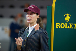Denis Luciana (POR)<br /> Rolex FEI World Cup ™ Jumping Final <br /> 'S Hertogenbosch 2012<br /> © Dirk Caremans