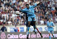 Fotball<br /> Paris St. Germain v Olympique Marseille<br /> 25. april 2004<br /> Foto: Digitalsport<br /> NORWAY ONLY<br /> <br /> HABIB BEYE (OM)