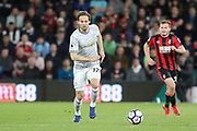 Manchester United Midfielder Daley Blind during the Premier League match between Bournemouth and Manchester United at the Vitality Stadium, Bournemouth, England on 18 April 2018. Picture by Phil Duncan.