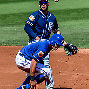 San Diego Padres vs Texas Rangers Spring Training 17