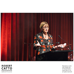 Kerry Prendergast at the Film Wellington 10th Anniversary Celebration at the Front Room, Wellington, New Zealand.<br />
