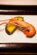 "Edogawa, ""kaiseki"" restaurant featuring eel and Nara vegetables"