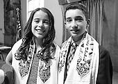 Jaden an Rebecca B'Nai Mitzvah