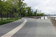 Esplanade at the East River Park