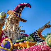 Pasadena Rose Parade Floats 2015