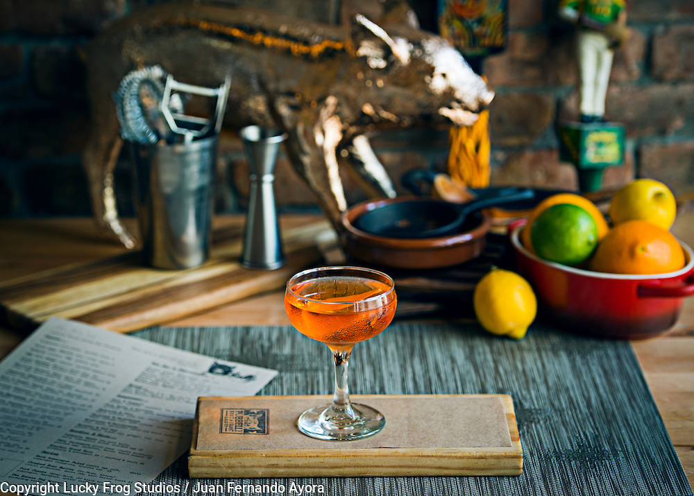 Drinks at Pubbelly Miami Beach by Dereck<br /> Photography by: Lucky Frog Studios