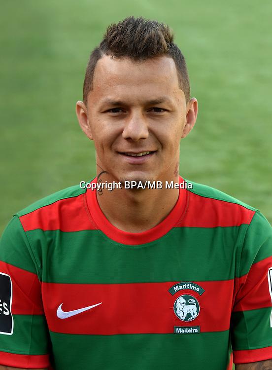 Portugal - Primera Liga NOS 2016-2017 /  <br /> ( CS Maritimo ) - <br /> Patrick De Oliveira Vieira &quot; Patrick Vieira &quot;
