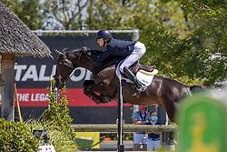 Bruyneel Albert, BEL, Souplesse VDS Z<br /> Belgisch Kampioenschap Jeugd Azelhof - Lier 2020<br /> <br /> © Hippo Foto - Dirk Caremans<br /> 30/07/2020