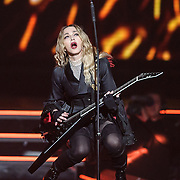 WASHINGTON, DC - September 12, 2015 - Madonna performs at the Verizon Center in Washington, D.C. on the third date of her Rebel Heart Tour. (Photo by Kyle Gustafson / For The Washington Post)