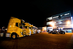 Concourse at Sixways Stadium - Mandatory by-line: Robbie Stephenson/JMP - 23/11/2018 - RUGBY - Sixways Stadium - Worcester, England - Worcester Warriors v Harlequins - Gallagher Premiership Rugby