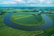 Bend in the Main River, Germany